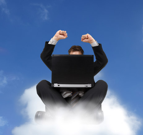 Cloud computing: online ICT-diensten als SaaS